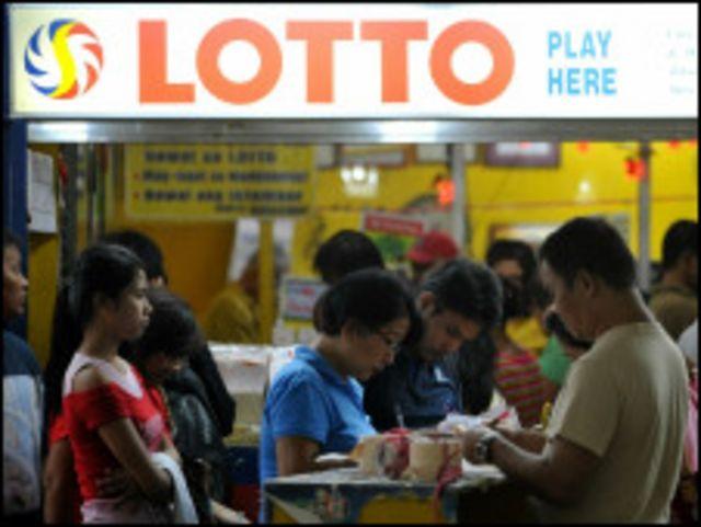 Jutaan warga Filipina membeli lotere