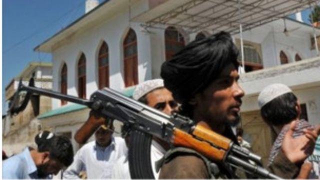 塔利班組織巴基斯坦成員