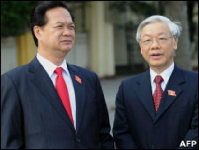 越南領導人