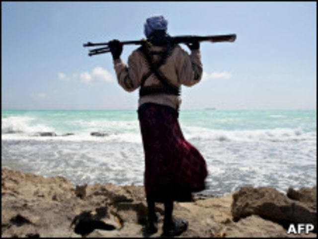 索馬里海盜