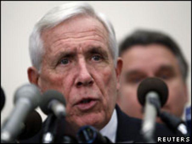 美國國會議員沃爾夫和史密斯(18/01/2011)