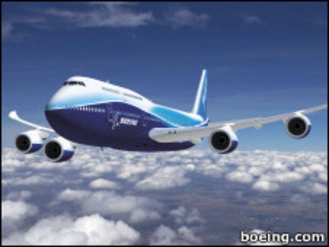 波音747客機