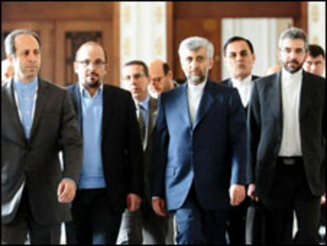 နျူကလီးယား ကိစ္စပြောချင်ရင် ပိတ်ဆို့မှု အရင်ရုပ် ရမယ်လို့ အီရန်ကပြော