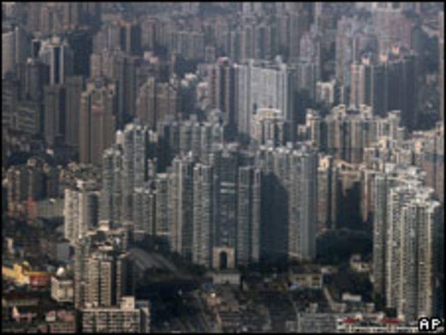 上海居民區