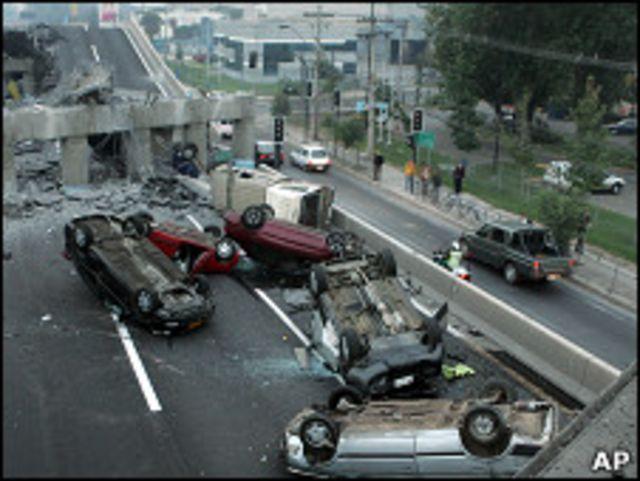 Efectos del terremoto en Chile