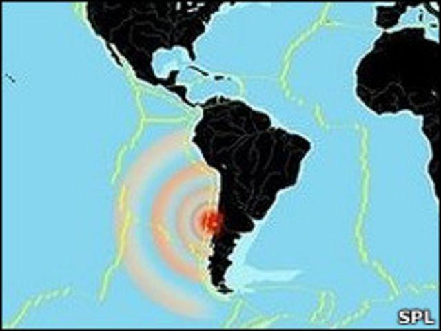 Epicentro sísmico