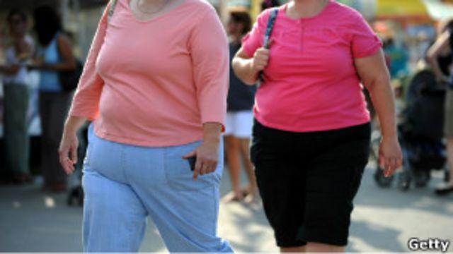 Mujeres obesas