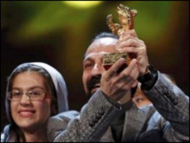این اولین بار است که فیلمی از ایران برنده جایزه اصلی جشنواره برلین می شود