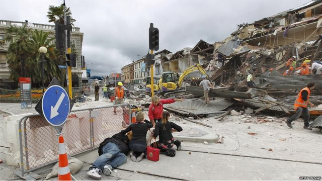 Gempa bumi dahsyat di Selandia Baru - BBC News Indonesia