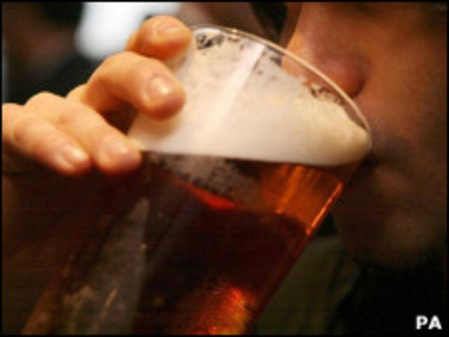 A cerveja é considerada equivalente a refrigerantes na Rússia