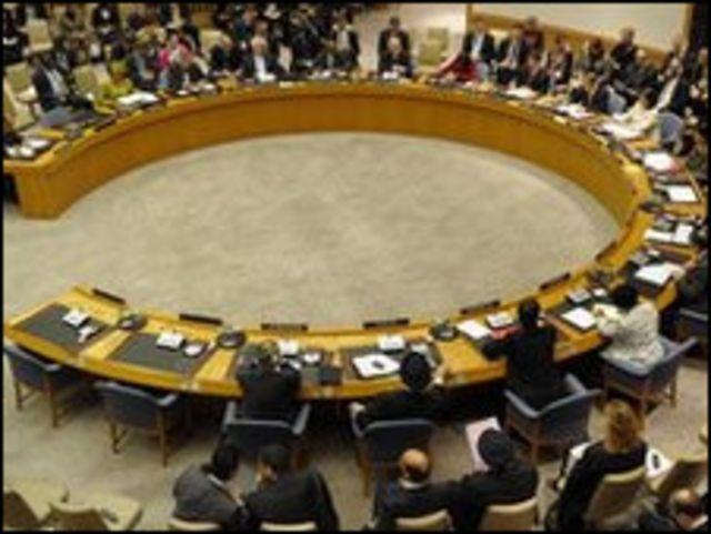 باربارا پلت، خبرنگار بی بی سی در سازمان ملل انتظار دارد که روسیه و چین به این قطعنامه رای ممتنع دهند
