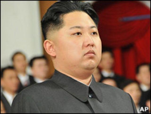 金正恩在平壤出席元宵節音樂會(17/2/2011)