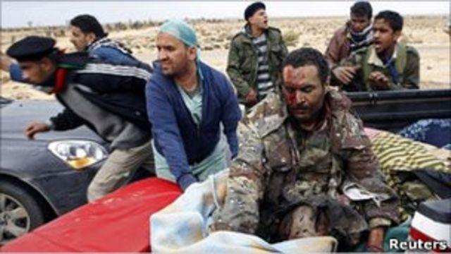 Perang di Libia