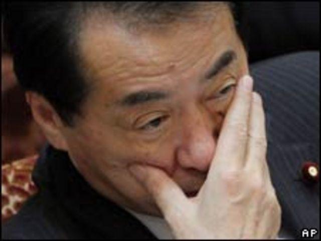 日本首相菅直人