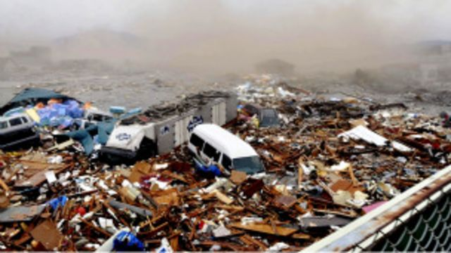 Tsunami muri Japan