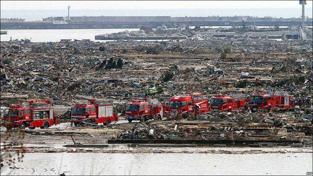 Попри готовність Японії до землетрусів влада була заскочена масштабом катастрофи