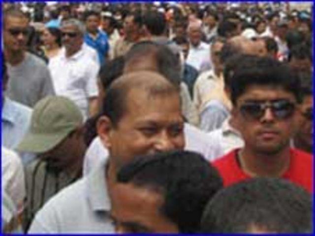 नेपाली मानिसहरु