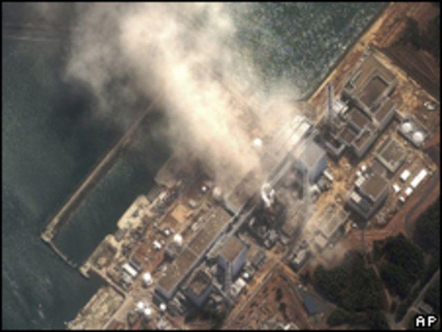 福島第一核電站(14/03/2011)