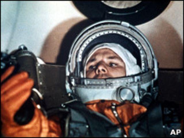 蘇聯宇航員加加林