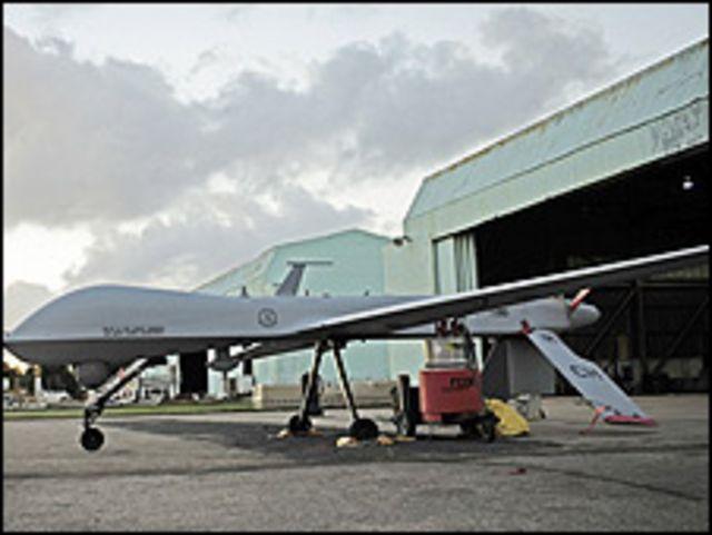 جنوبی وزیرستان میں امریکی جاسوس طیاروں کے حملوں میں اضافہ ہوا ہے
