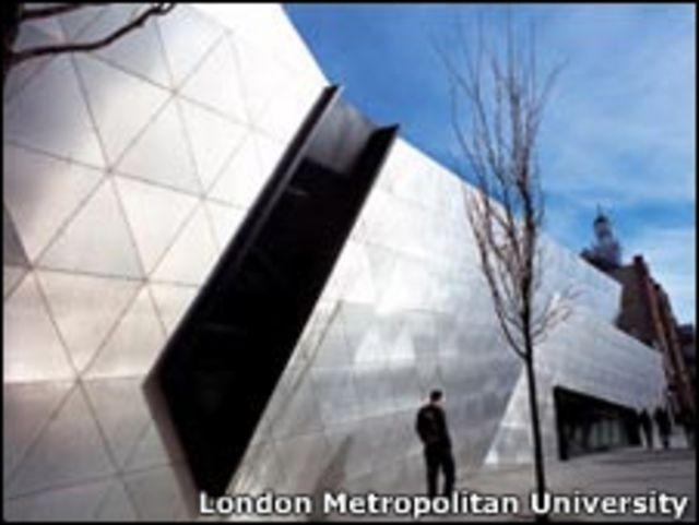 倫敦大都會大學畢業生中心
