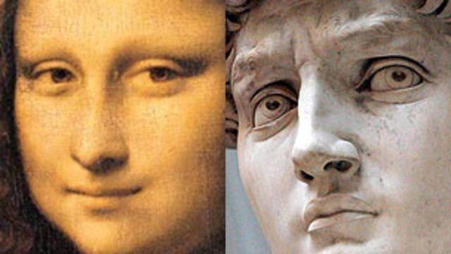La Mona Lisa o el David... ¿cuál es mejor?