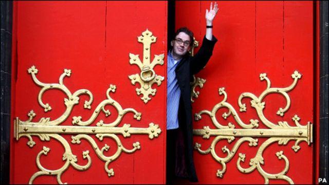 愛丁堡國際藝術節的藝術總監米爾斯