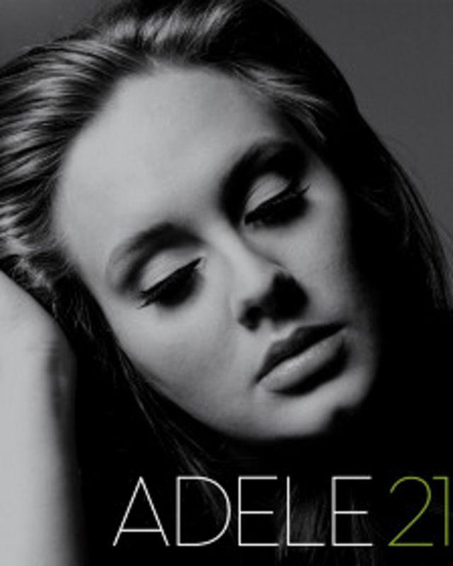 """Álbum """"21"""""""