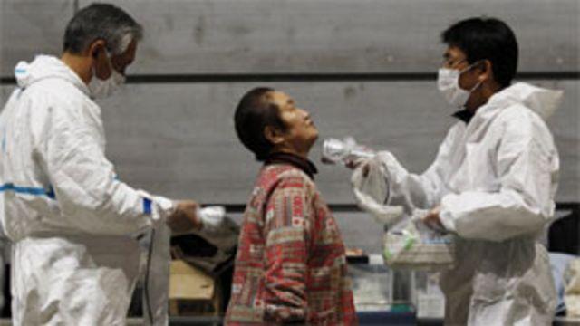 Pemerintah Jepang menetapkan radiasi nuklir di negeri itu mencapai level tertinggi.