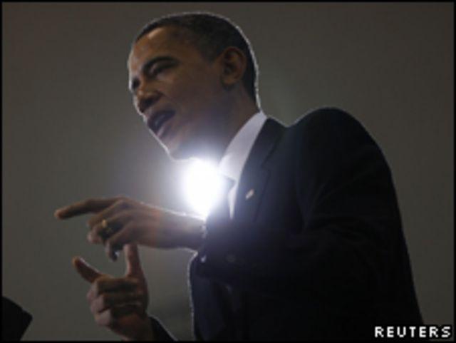 美國總統奧巴馬(30/03/2011)