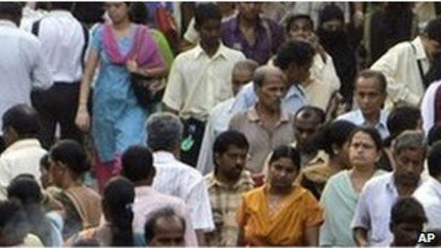 Население Индии резко возросло