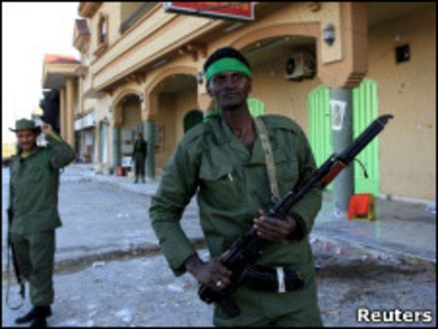 利比亞政府軍