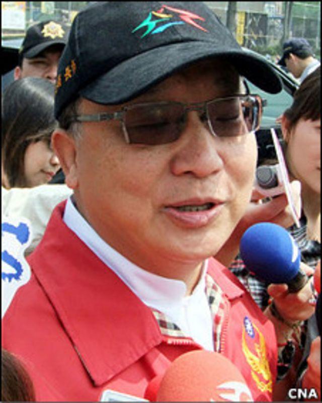 台中市長胡志強