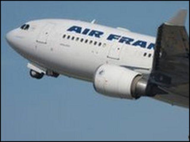 法航客機(資料圖片)