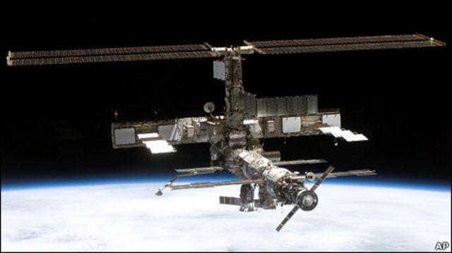 國際空間站(資料圖片)
