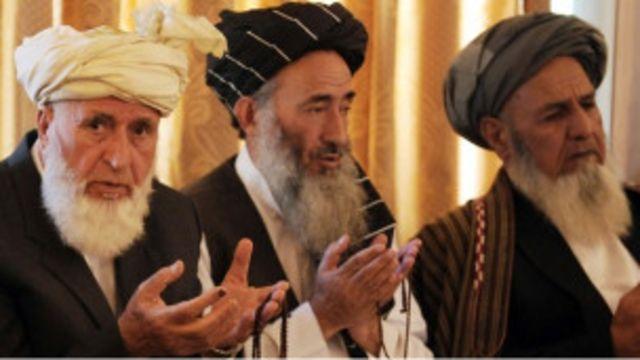 افغان سولې شورا