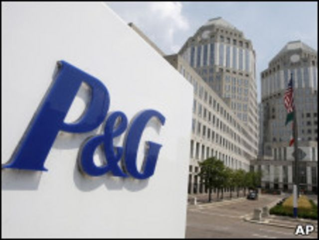 A sede da Procter & Gamble, em Cincinnati, nos EUA (Foto: AP)