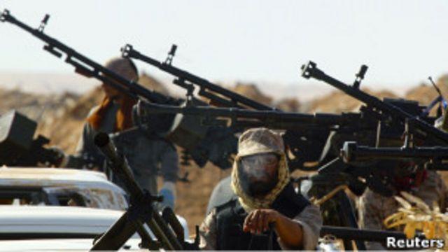 利比亞戰場