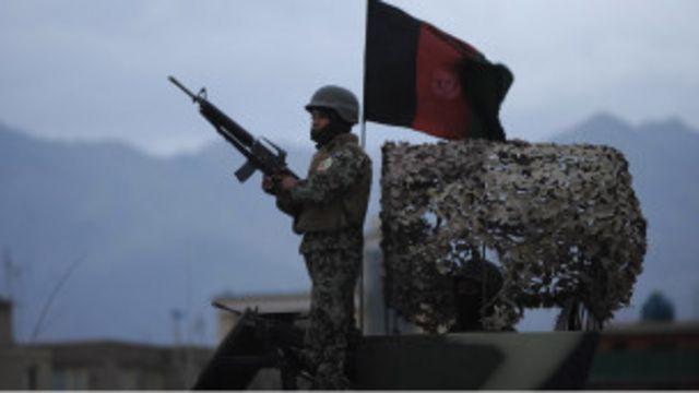 阿富汗軍隊