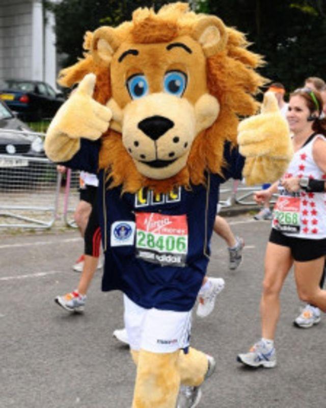 倫敦馬拉松