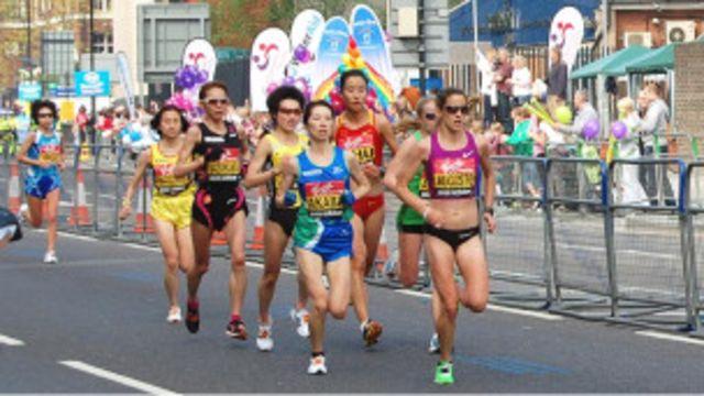 2011倫敦馬拉松