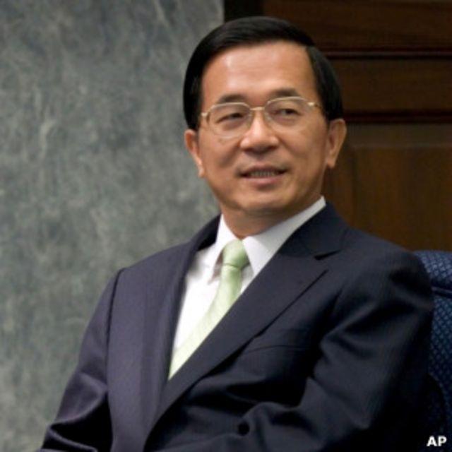 台灣前總統陳水扁(2006年資料圖片)