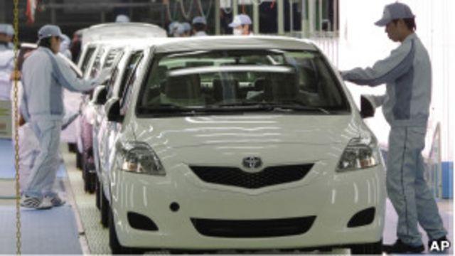 日本汽車生產廠