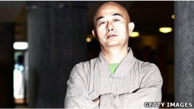 中國作家廖亦武(資料照片)