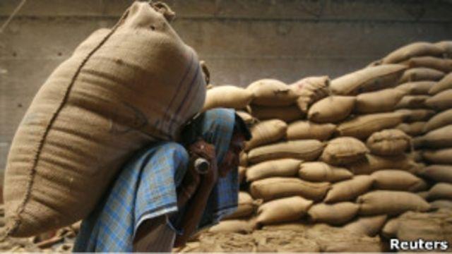 印度糧食倉庫