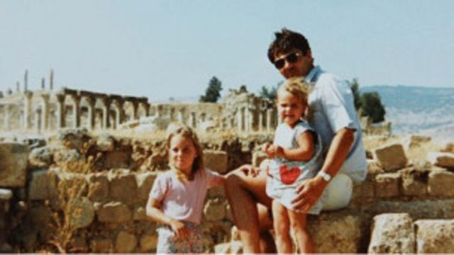 凱特王妃幼年在約旦