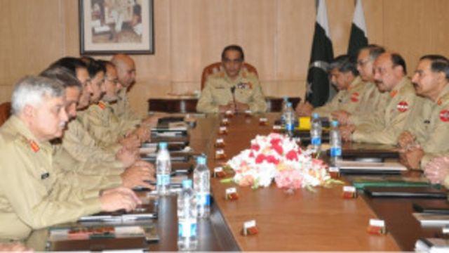 巴基斯坦軍隊總司令阿什法克•卡亞尼將軍