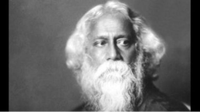 இந்தியாவின் தேசிய கீதத்தை இயற்றியவர் தாகூர்