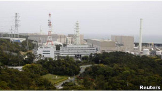 靜岡縣御前崎市濱岡核電站(06/05/2011)