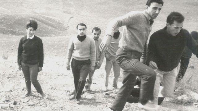 کوهنوردی، اتحادیه دانشجویان، دربند ۱۹۶۳